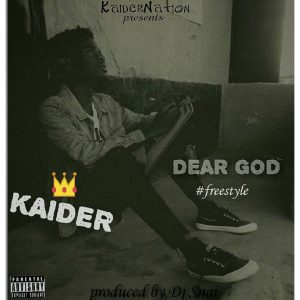 Kaider - Letter To God (Freestyle)