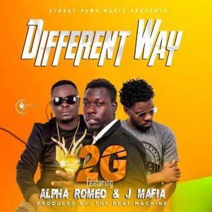 2G ft Alpha Romeo x J Mafia - Different Way (Prod. Th3 B3at Machine)