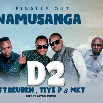 D2 ft Reuben_Tiye-P & MKT - Namusanga