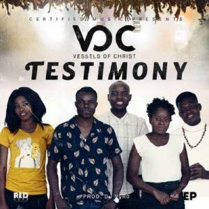 V.O.C - Testimony (EP)